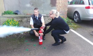Herts Fire Protection Fire Training